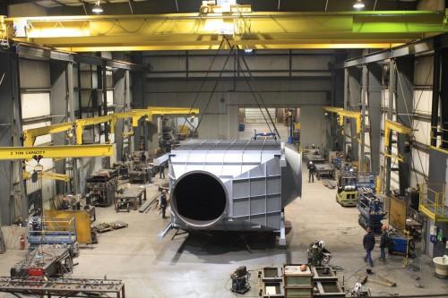 Hoffmann Metal Fabrication Shop