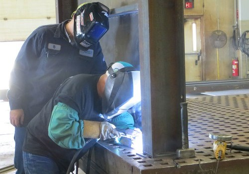 Weld Training and Inspections